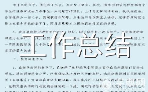 【精选】中学工作总结范文(精选15篇)