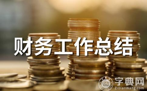 【推荐】财务总结范文集锦十一篇