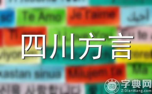 标准四川话300句